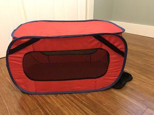 Pop-up Travel Dog Crate