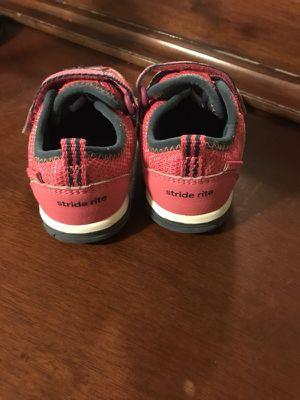 Stride rite toodler girl shoes size 5