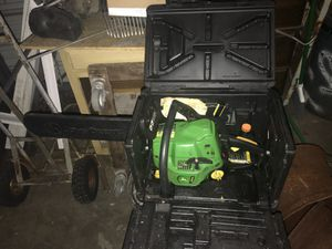 John deer chain saw