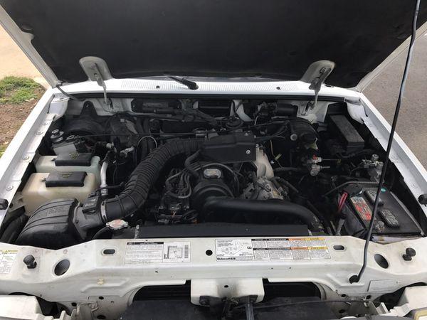 Ford range 1999