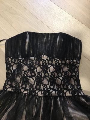 Black Cocktail Dress size 4