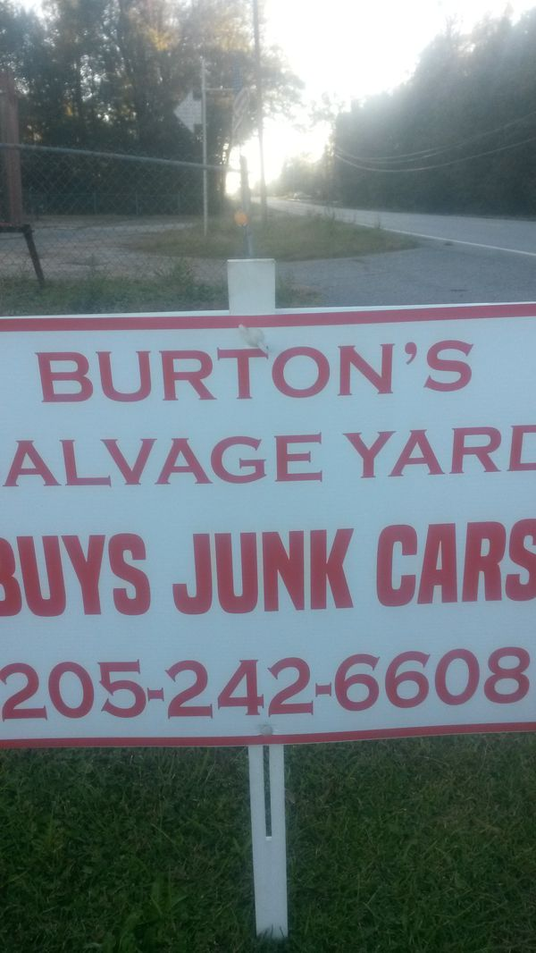 Buying sitting up junk cars for cash (Cars & Trucks) in Tuscaloosa ...