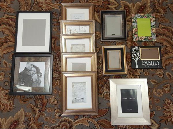 Assorted frames (Photography) in Signal Hill, CA - OfferUp