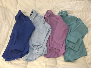 Boys dress shirts - size 12