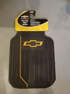 Chevy floor mats