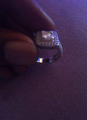 Half krt diamond ring