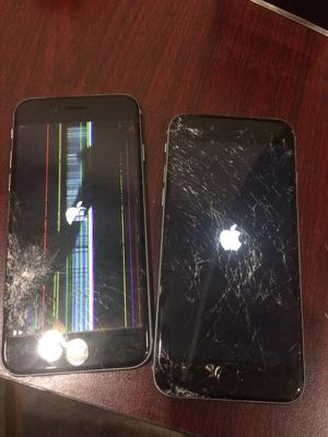 IPHONE 6 VERIZON FOR PARTS ICLOUD ON