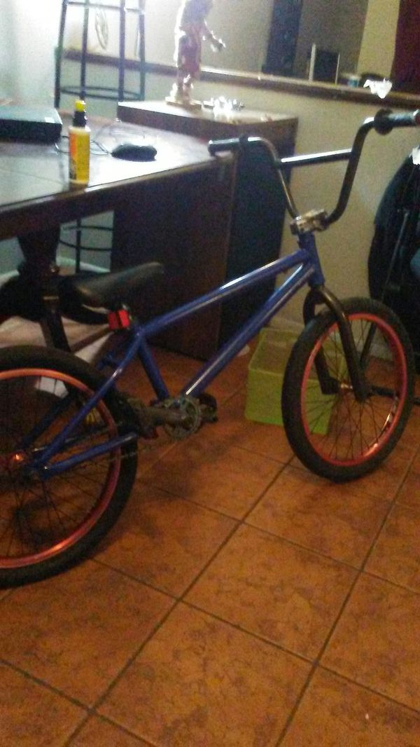 Fit Bike Co Frame Proper Odyssey And Eastern Triplewall Rims Ody