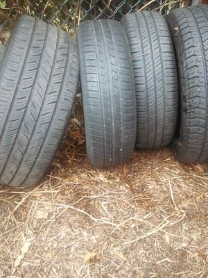 Barely used tires $30 only each