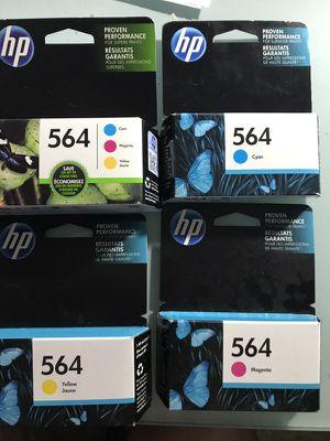 New HP Printer Ink