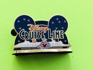 Disney Diorama Cruise Line Pin