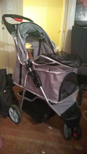 Brand new dog stroller