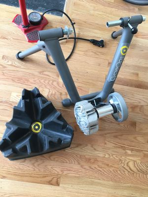 CycleOps indoor trainer - never used