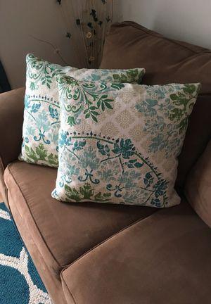 Pillows 18x18