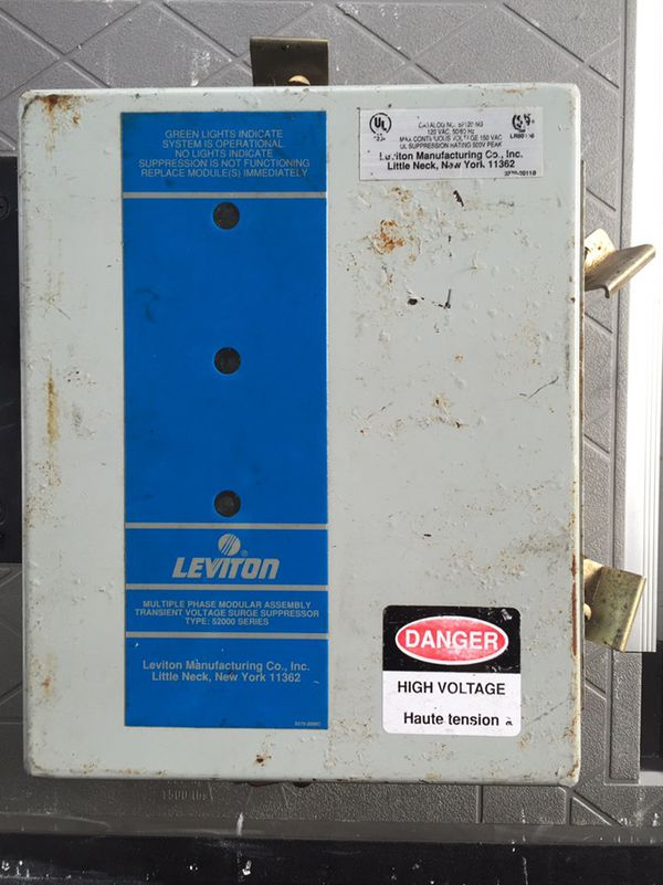 Leviton Surge Suppressor (Electronics) in Winter Haven, FL