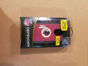 Redskins otterbox for galaxy s5
