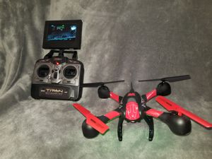 TODAY ONLY $50...Odyssey ODY-2283-FPV 5.8 Ghz Transmitter Quadcopter Drone with Detachable Screen