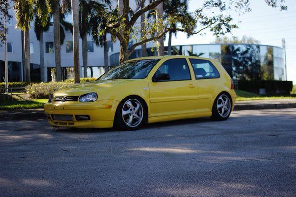 Volkswagen th anniversary gti mk golf jetta turbo upgrade cars