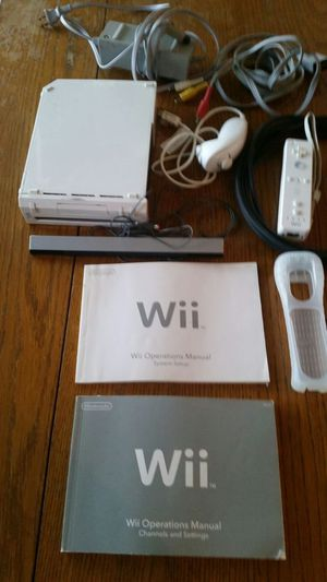 Wii Console remotes