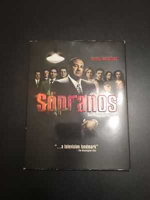 The Sopranos - Complete Series Blu Ray