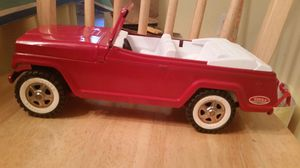 Tonka Jeepster Drop Top *vintage early 70's*