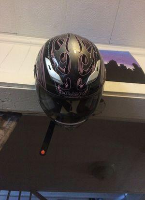Women's Biker Helmet size medium 57-58 centimeters