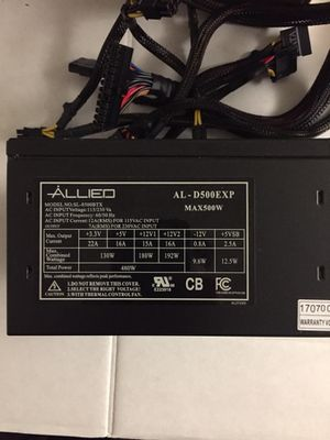 Best 10+ new and used Computer power supplies for sale in Santa Fe ...