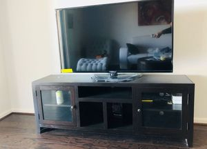 TV stand almost new $90 obo