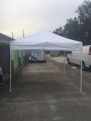 Commercial canopy/ tent