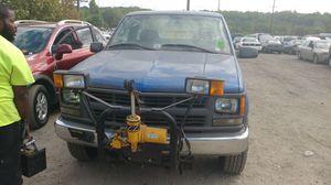 1997 Chevrolet Cheyenne 2500 4wd snow plow 57k miles