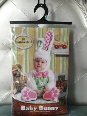 Cute Easter bunny costume (12-18 months)