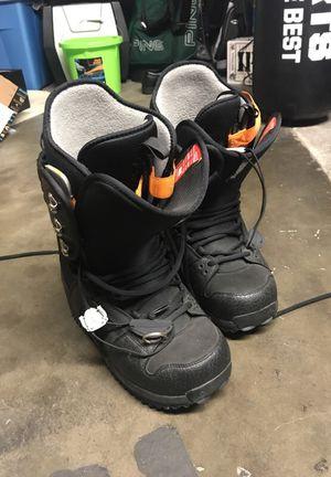 Size 11 Burton Snowboarding Boots