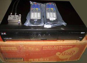 Factory Refurbished VIP 722K Dual Tuner HD DVR Dish Network