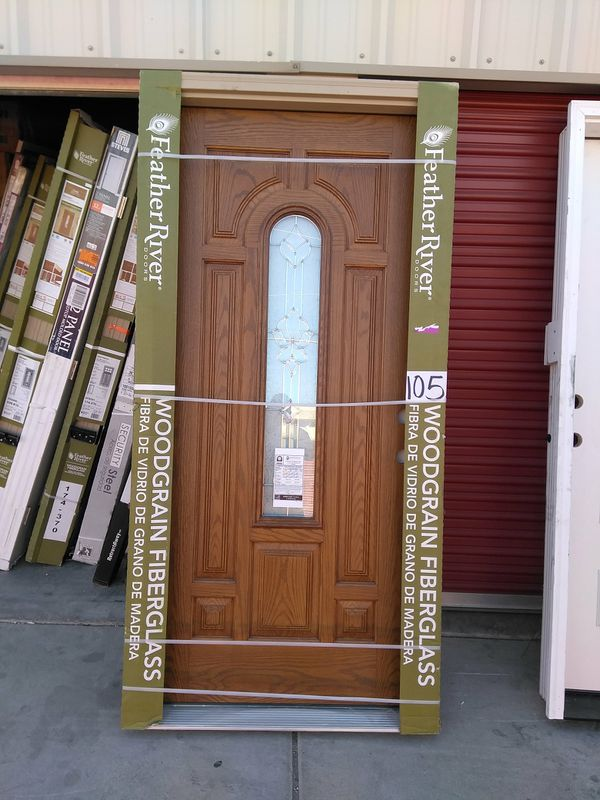 The Entry Door With Frame 36 X 80 Household In Las Vegas Nv