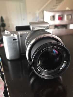 Sony NEX-5N Touchscreen