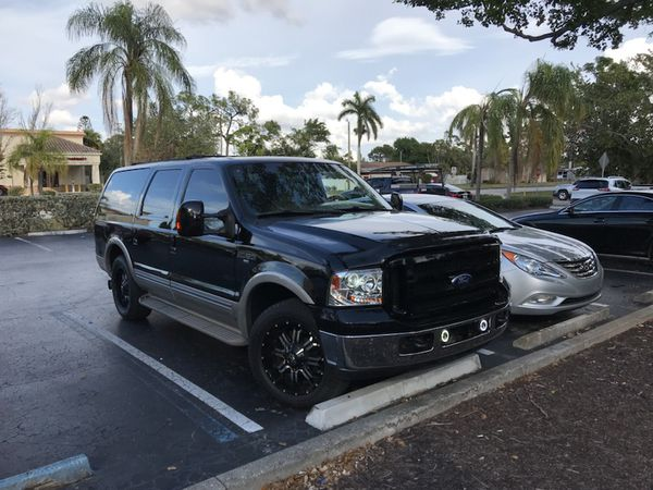 Ford Excursion Cars Trucks In Fort Myers FL OfferUp - 2002 excursion