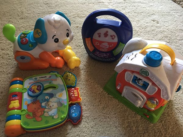 Kids Learning Toys (VTech & Leap Frog) (Games & Toys) in Ventura, CA