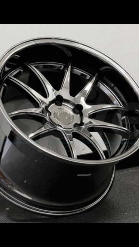 19x95 11 New Rims Tires Nissan 350z G35 Coupe