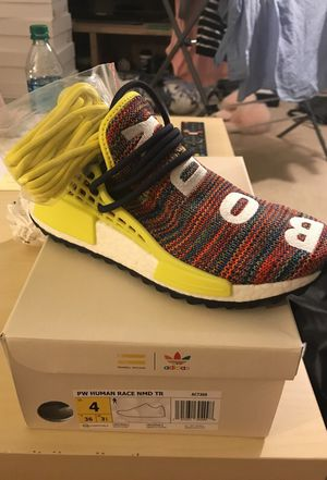 NMD human race pharell multicolor not yeezy supreme air Jordan bape