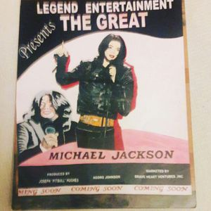The legend michael jackson