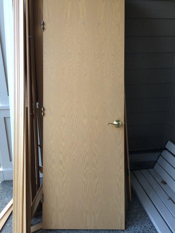 Three doors with frame furniture in auburn wa offerup for Furniture auburn wa