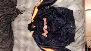 Original Houston Astros warm up jacket