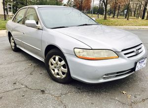 2001 Honda Accord +++ Drives Excellent Clean title