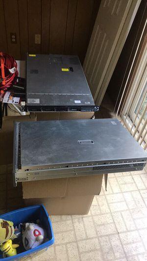 Two hp proliant rack mount servers MUST GO ASAP