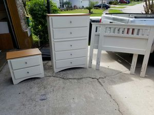2 twin head boards!!!1 nigh stand and dresser