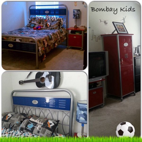 Bombay Kids locker collection bedroom set (Furniture) in Orlando ...