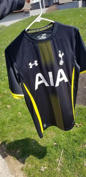 Soccer jersey xl under armour hotspur
