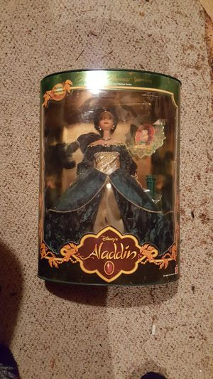 Disney Aladdin Barbie