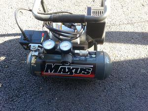 Maxus air compressor 125 psi