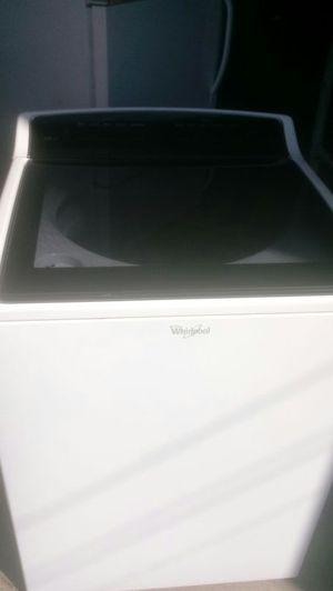 Whirlpool Cabrio Series